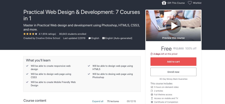 practical-web-design-&-development